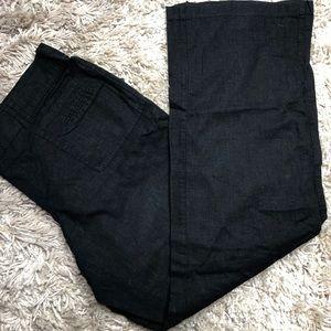 Black So pant slacks XL excellent condition